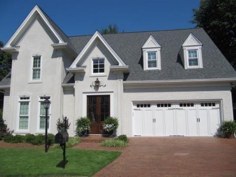 home 4 - white  stucco  exterior 2018